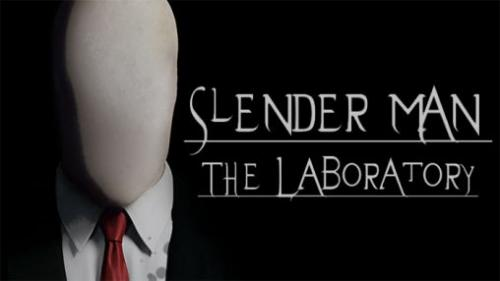 Слендер: Лаборатория (Slender man: The laboratory)