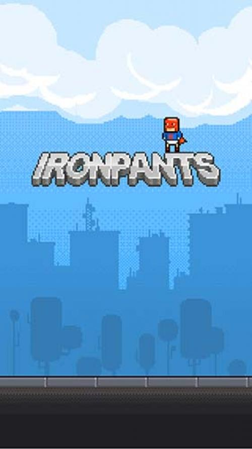 Железные штаны (Ironpants)