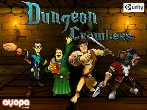 Ползучее подземелье (Dungeon crawlers)