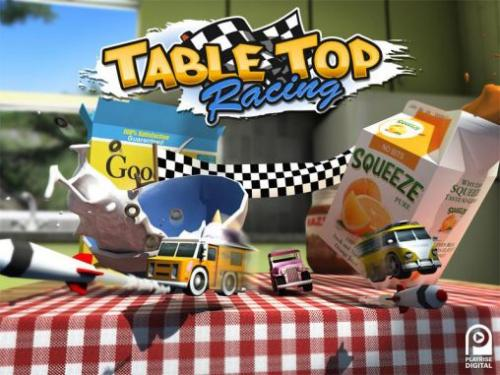 Настольная гонка (Table top racing)