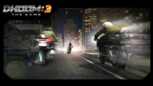 Байкеры 3 (Dhoom:3 the game)