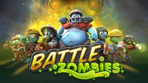 Битва зомби (Battle zombies)