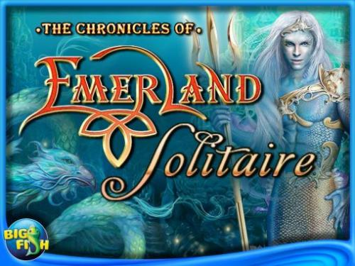 Хроники Эмерланда: Пасьянс (The chronicles of Emerland: Solitaire)