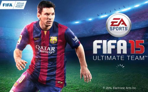 ФИФА 15 Основная Команда (FIFA 15 Ultimate Team) v.1.2.2