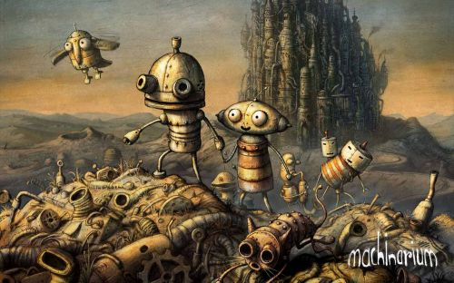 Машинариум (Machinarium) v2.0.21