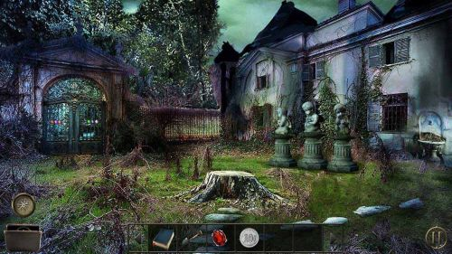 Тайна заколдованной лощины (The Mystery of Haunted Hollow) v1.0