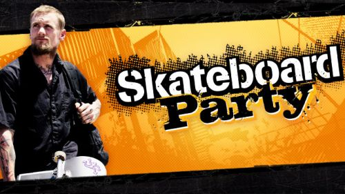 Майк V: Скейтборд Пати (Mike V Skateboard Party) v1.32