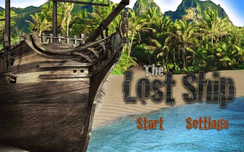 Потери Судов (The Lost Ship) v2.2