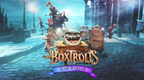 Семейка Монстров Презентация 'N' Скрытность (The Boxtrolls Slide 'N' Sneak) v1.1.8