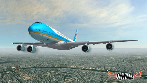 Симулятор Полёта: Париж (Flight Simulator: Paris FULL HD) v1.3.0