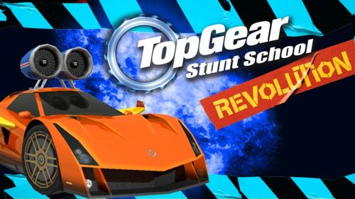 Топ Гир: Революционная Школа Трюков (Top Gear: Stunt School Revolution) v3.8