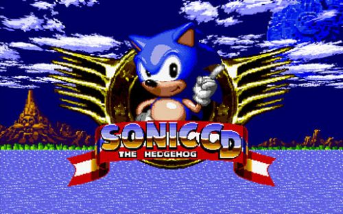 Соник СД (Sonic CD) v1.0.6