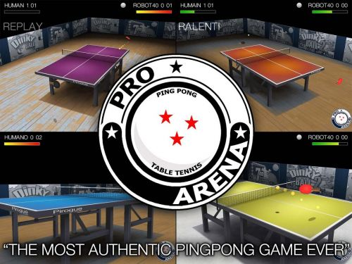 Про Арена Настольный Теннис (Pro Arena Table Tennis) v1.0.0