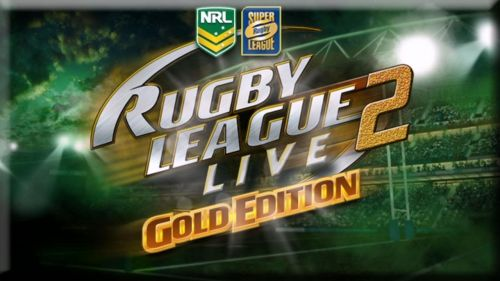 Живая Лига Регби 2: Золото (Rugby League Live 2: Gold) v1.0