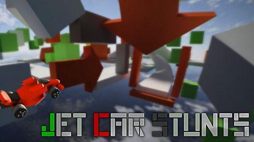 Струйные автомобилей Трюки (Jet Car Stunts) v1.06