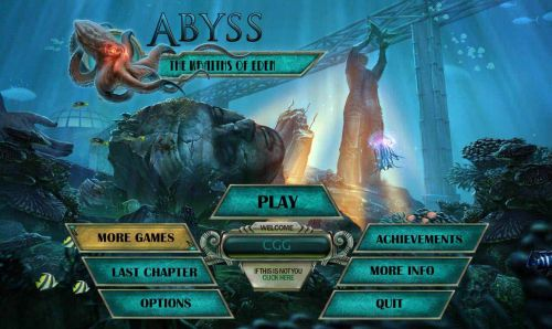 Бездна Духи Эдема (Abyss The Wraiths of Eden) v1.2