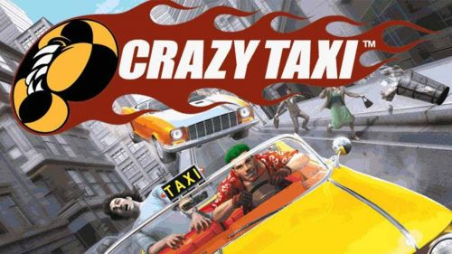 Сумасшедшее Такси (Crazy Taxi) v1.40