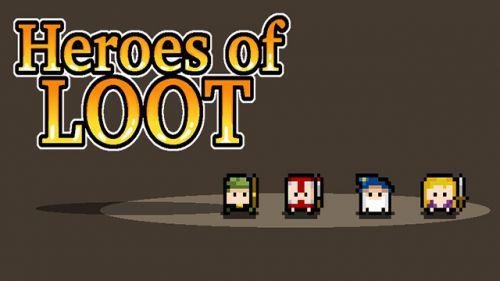 Герои и Добыча (Heroes of Loot) v1.7.4