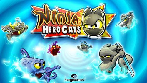 Ниндзя Герои Коты (Ninja Hero Cats) v1.2.4