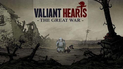 Доблестные Сердца Великой войны (Valiant Hearts The Great War) v1.0.3