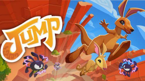 Прыгуны: Животное Кенгуру (AJ Jump: Animal Jam Kangaroos) v1.3