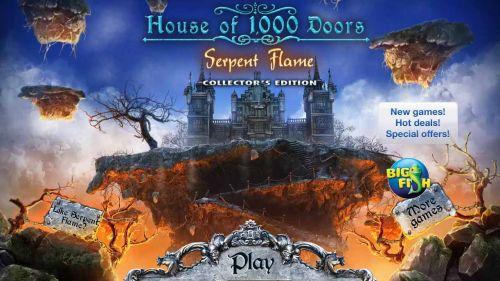 1000 Дверей Скрытых Объектов (1000 Doors Hidden Object) v1.0.0