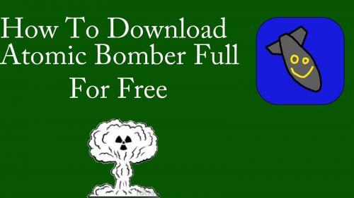 Атомный Бомбардировщик (Atomic Bomber) v8.5