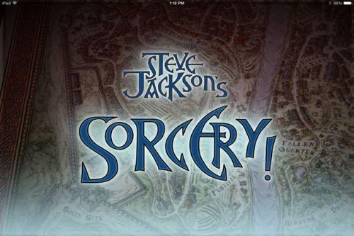 Волшебство! 2 (Sorcery! 2) v1.0.6