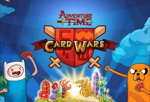 Карточные войны - Время приключений (Card Wars - Adventure Time) v1.4.0