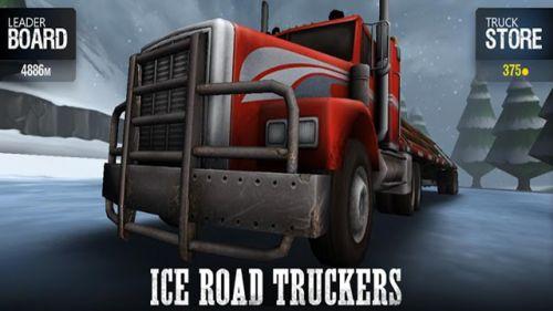 Ледовый путь Дальнобойщиков (Ice Road Truckers) v2.0