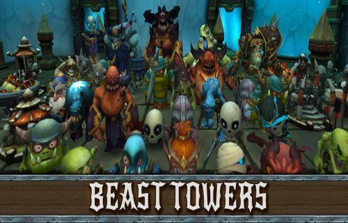 Зверь Башни (Beast Towers) v1.4