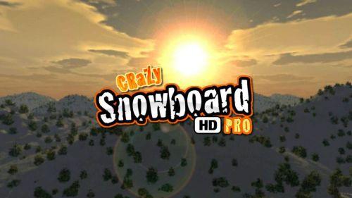 Сумасшедшие Сноубордисты (Crazy Snowboard) v3.0