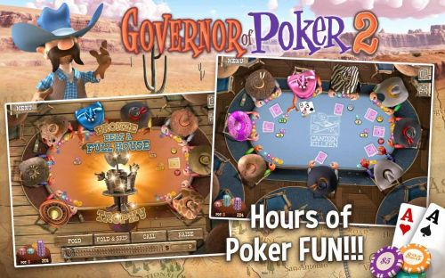 ���������� ������ 2 (Governor of Poker 2) v1.2.26