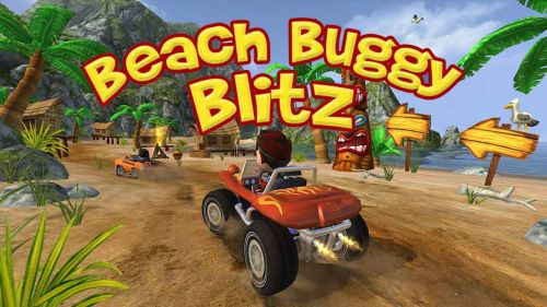 Пляж Багги Гонки (Beach Buggy Racing) v1.2