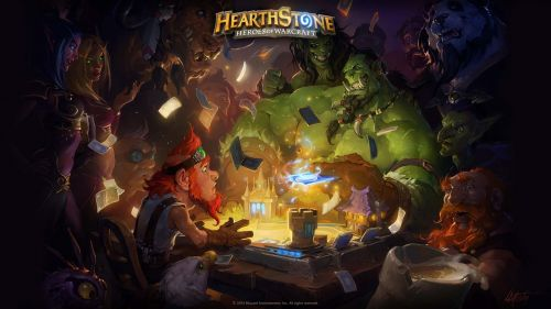 ����������� ������: ����� �������� ������� (Hearthstone Heroes of Warcraft) v1.0