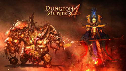 �������� ���������� 4 (Dungeon Hunter 4) v1.9.0i