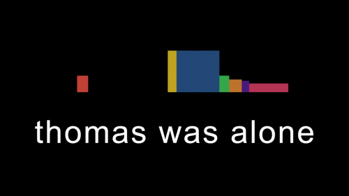 ����� ��� ���� (Thomas Was Alone) v1.0.4