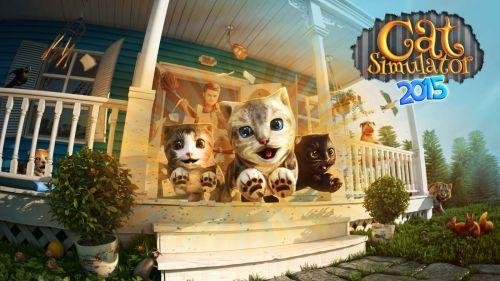 Симулятор Кота (Cat Simulator) v1.2.4