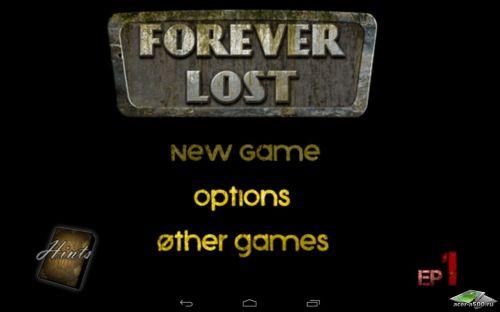 Навсегда Забыли: Эпизод 1 (Forever Lost: Episode 1) v1.0