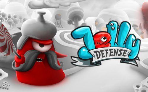 Желейная Оборона (Jelly Defense) v1.23