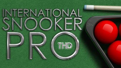 Международный Снукер (International Snooker) v1.00