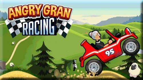 Злая Бабушка: Гонки (Angry Gran: Racing) v1.2.0