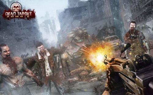 Погибшие: Зомби (DEAD TARGET: Zombie) v1.4.3