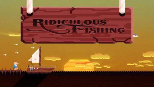 Смешная Рыбалка (Ridiculous Fishing) v1.2.2.4