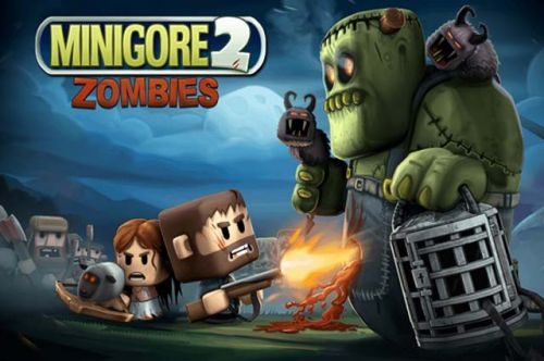 Миникровь 2: Зомби (Minigore 2: Zombies) v1.15