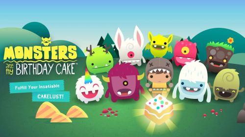 Монстр съел мой торт на день рождения (Monsters Ate My Birthday Cake) v1.2