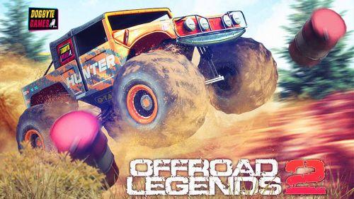 Внедорожные Легенды 2 (Offroad Legends 2) v1.2.0