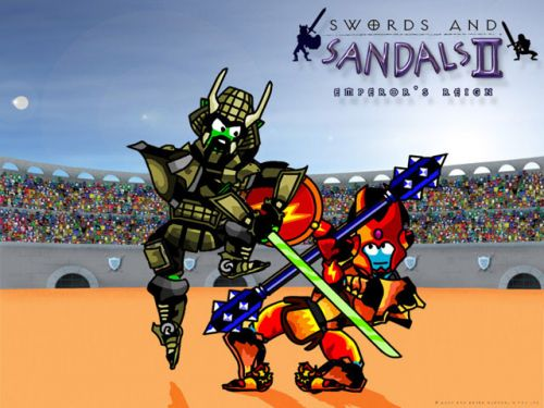 ���� � �������� (Swords and Sandals) v1.5